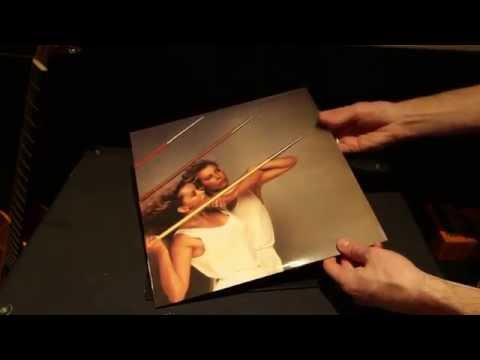 Roxy Music - The Complete Studio Albums (unboxing)