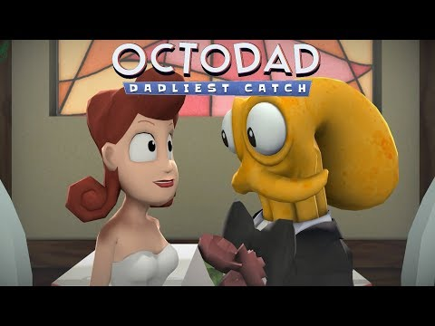 Octodad: Dadliest Catch 1- My Dream Wedding!