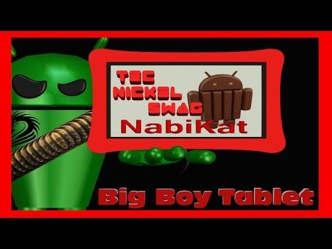 Nabi 2 Update Kit Kat 4.4 With Root No Blue Morpho No Nabi Apps