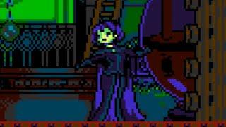 Shovel Knight: Plague of Shadows -- Mona