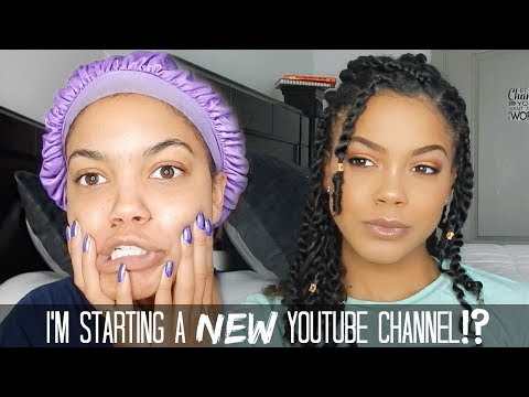 Chit Chat GRWM | New Youtube Channel? Fenty Beauty, OCD & MORE!