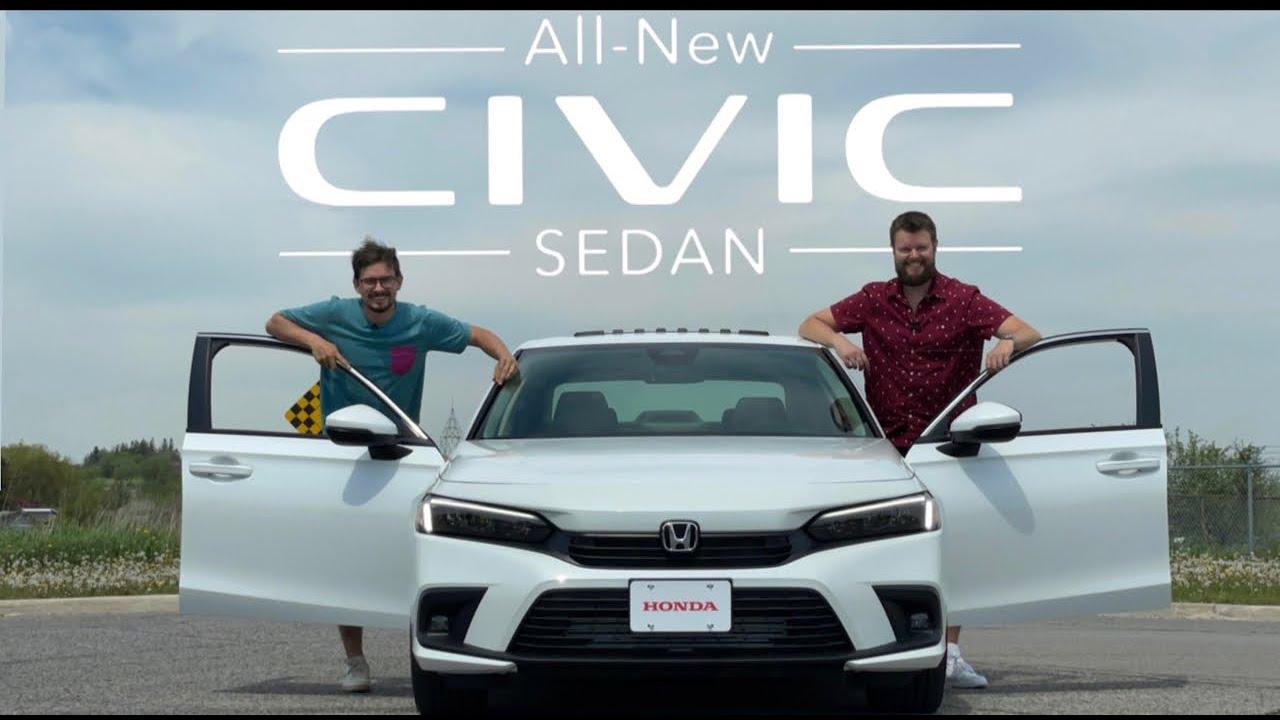 2022 Honda Civic - LIVE!