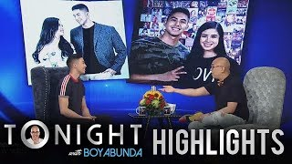 TWBA: Tony talks about his relationshiip with Kisses