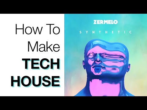 How To Make Tech House In 5 Minutes - FREE Sample Pack
