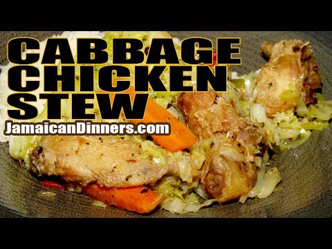 CABBAGE CHICKEN STEW WITH CARROTS Recipe: Short Film