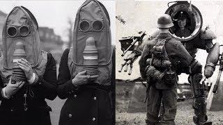 7 STRANGEST & Mysterious Photos of World War 2