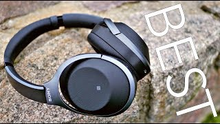 Sony WH-1000XM2 Review - The New Best Noise Cancelling Headphones 2018!