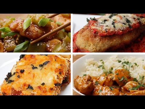 6 Date Night Dinners