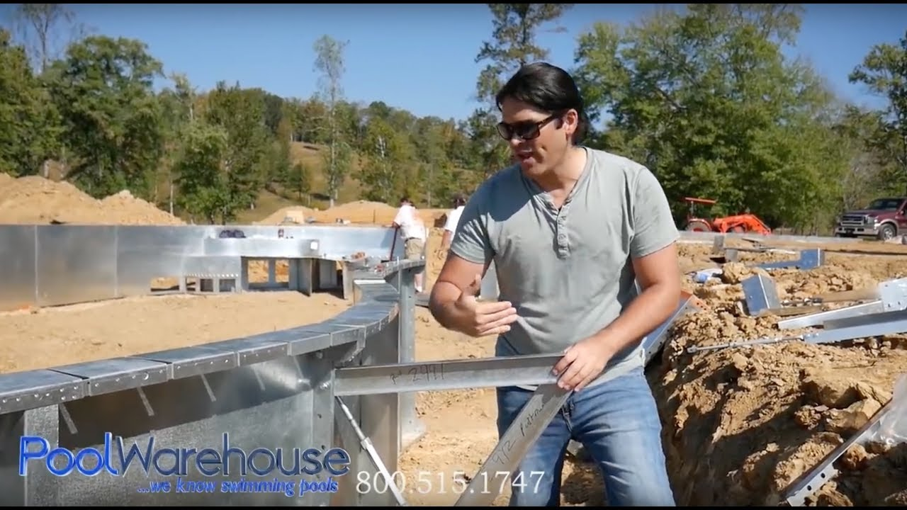 How To Build A DIY Inground Pool Kit From Pool Warehouse!