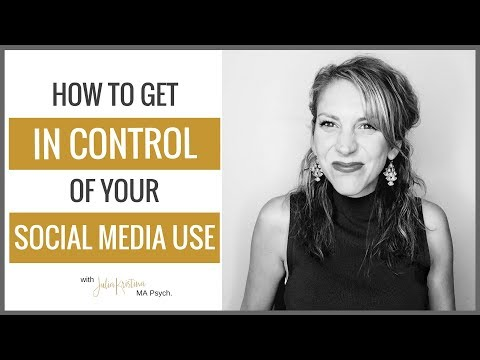 Social Media Addiction: How to Control Your Use