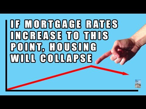 If Mortgage Rates Hit THIS Level, The Entire Housing Market Will Unravel!