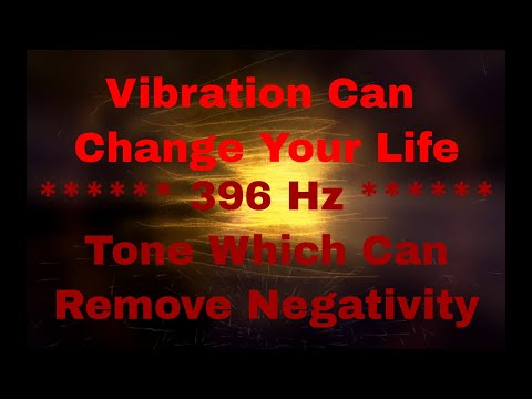 ✡ Solfeggio 396 Hz * Remove Fear and negative thought from Subconscious Mind * Cell Regeneration ✡