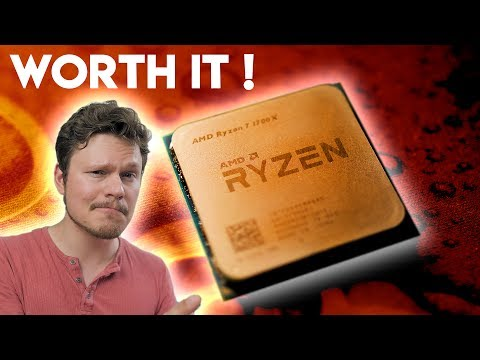 watch We Switched to AMD Ryzen! TOTALLY WORTH IT!