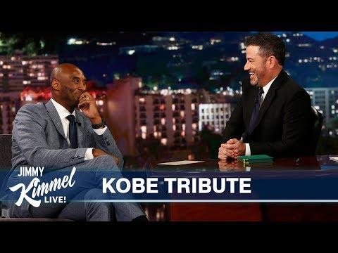 Jimmy Kimmel Remembers Kobe Bryant