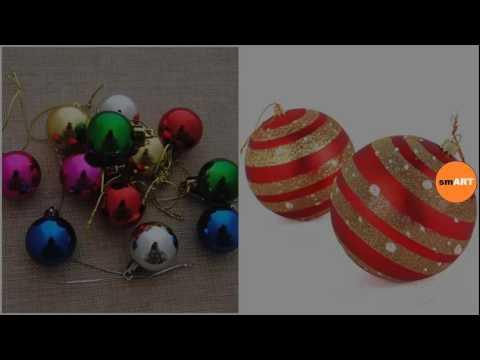 Unique Christmas Tree Ornaments - Ornament Balls