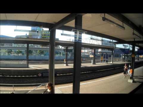 20140623 CH   Zurich Airport   Basel SBB timelapse