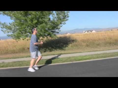 Project Fit - Exercising - The Morning Jog