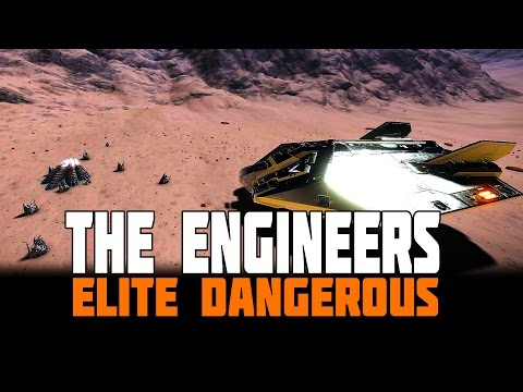 Elite: Dangerous - Accessing The Engineers, Meta-Alloys, Soontil Relics and Horsehead Locked?