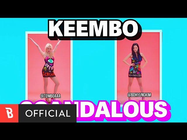 [M/V] KEEMBO - Scandalous