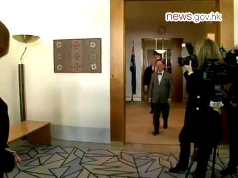 Hong Kong, Australia boost ties (23.6.2011)