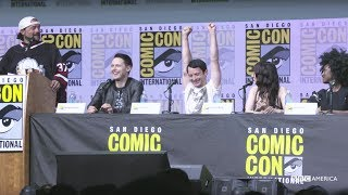 FULL PANEL | Dirk Gently San Diego Comic-Con 2017  | BBC America