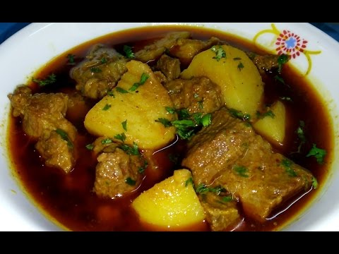 Aaloo Gosht | Recipe | BY FOOD JUNCTION