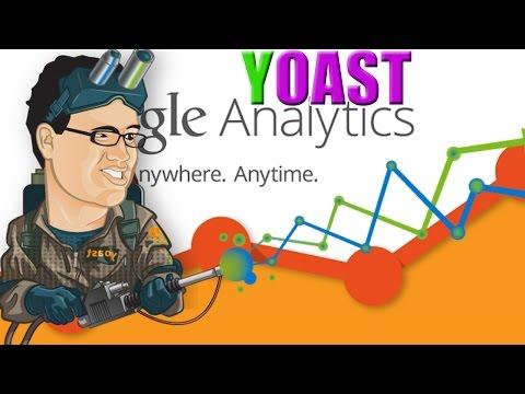 How to Install & Setup Google Analytics by Yoast on Wordpress Tutorial (2016)
