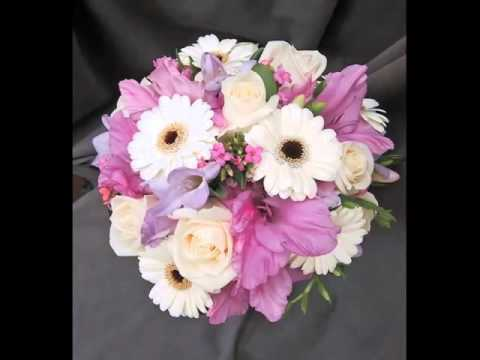 Carnation And Gerbera Daisy Bouquet | Flower Picture And Bouquet Collection