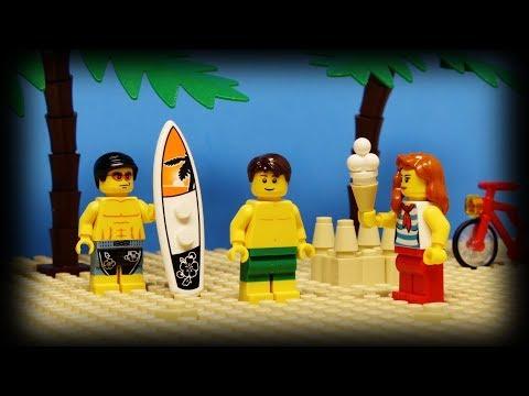 Lego Beach Party