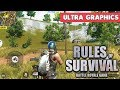RULES OF SURVIVAL - ULTRA GRAPHICS - IOS / ANDROID GAMEPLAY