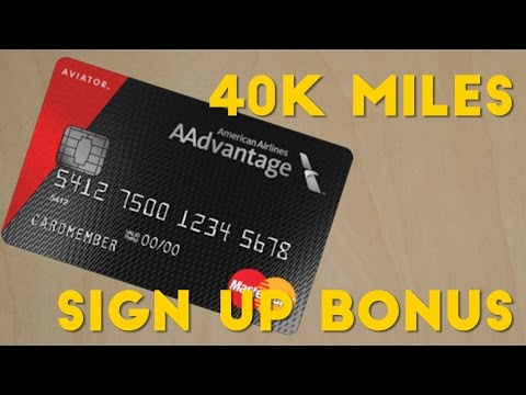 AAdvantage Aviator Card Now Open For New Applications!