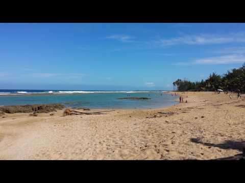 Playa La Posita de Piñones Loíza, Puerto Rico
