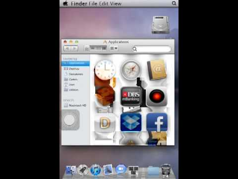 iphone running on Mac OSX Lion
