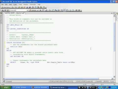 Basic Use of SQL server-Part3