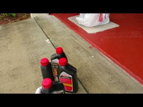 2011 Toyota Yaris automatic transmission fluid change