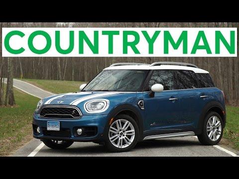 4K Review: 2017 Mini Cooper Countryman Quick Drive | Consumer Reports