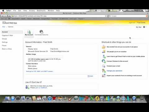Microsoft Office 365 email forwarding configuration