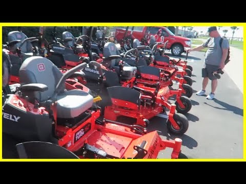 The Gravely Mowers Ambassador Experience - Part 1