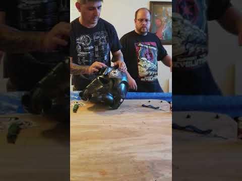 RS Props Tie pilot part 3