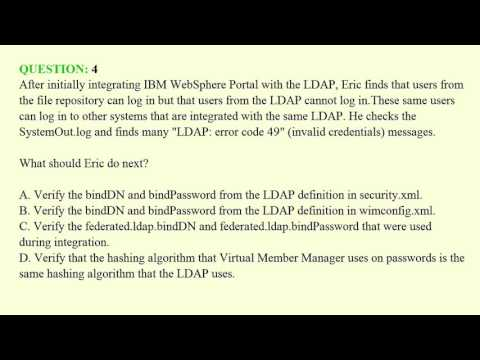 C9520-422 Exam – IBM WebSphere Test System Administration Core Questions