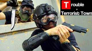 AIRSOFT Liars and Murderers - Trouble In Terrorist Town