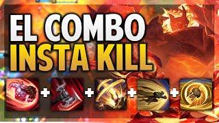 ¡GALIO INFERNAL! | STUN PERMANENTE AL ENEMIGO! | League of Legends