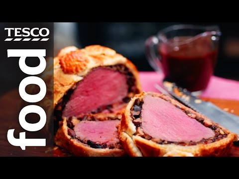 How to Make Beef Wellington | Tesco Food
