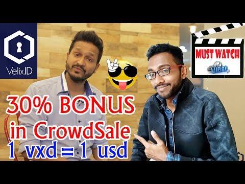 Velix.ID ico Review | CROWDSALE (ft. Manav Singhal-Blockchain Foundation of India) VelixId Velix ID