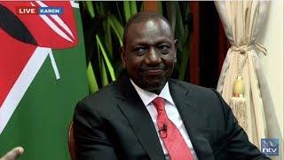 NTV Kenya Livestream || Deputy President William  Ruto Speaks