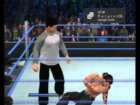 Smackdown vs Raw EGPMH vs DT-bomb123