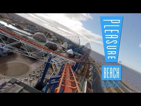 Pepsi Max Big One On Ride POV - Blackpool Pleasure Beach 1080p