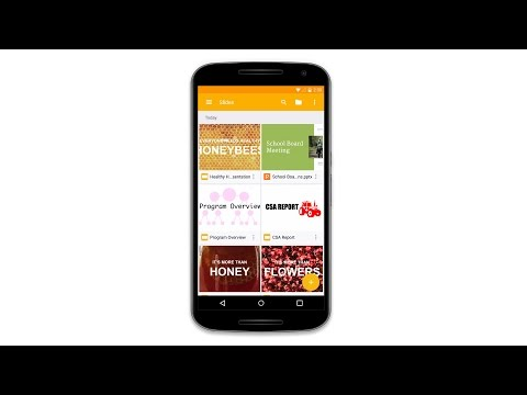 Meet the Slides app for Android