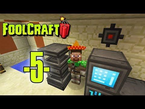 Dansk Minecraft - FoolCraft 3 #05 - Xp farm og Refined Storage (HD)