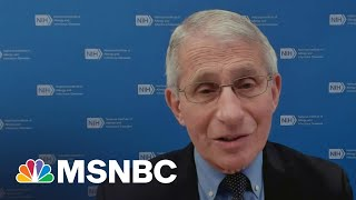 Dr. Fauci: We Don't Want To Declare Victory Against The Virus Prematurely | Morning Joe | MSNBC